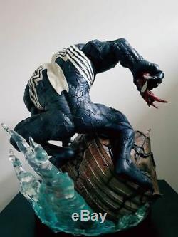 USA SHIPPING Maniac VENOM CUSTOM 1/4 Scale Statue Salt Pepper NOT Sideshow XM