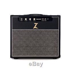 USED Dr Z Amps Z-28 1x12 combo, Black / Salt & Pepper, Boutique Guitar Amplifier