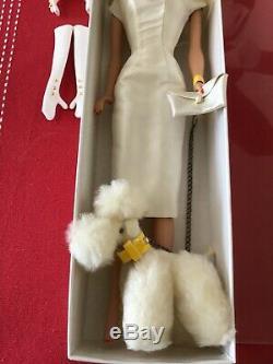 Vintage Barbie Ponytail Salt Pepper Hair OOAK by J. Lee w Randall Craig Poodle