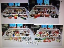 Vintage Collection of Salt and Pepper Shakers 676 Pairs