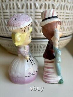 Vintage Enesco Sweet Shoppe Salt & Pepper Shakers