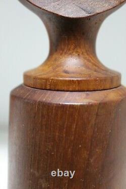 Vintage Original Dansk Jens Quistgaard Teak Salt/Pepper Mill Mid Century Modern