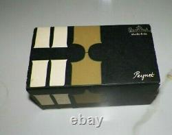 Vintage Rosenthal Studio Linie Peynet 3 Piece Set Salt Pepper Sugar Bowl In Box