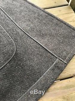 Vintage Wool Horsehide Hercules Barnstormer Mackinaw 30s Salt Pepper Half Belt M