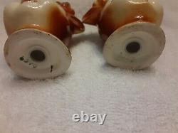 Vtg. /Lefton/Rudolph The Red Nosed Reindeer/Salt&Pepper Shakers/Exc. Cond