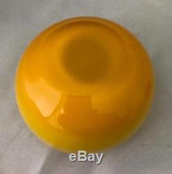 Yellow Holmegaard Palet Full Set Sugar Salt Pepper Mortar & Pestle